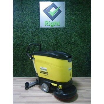 Подопочистващ автомат 53см. / Karcher BD 45 Professional /