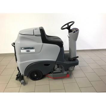 Подопочистващ седлови автомат  / Nilfisk BR 651 /