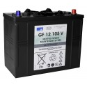 Тягова акумулаторна батерия SONNENSCHEIN 12v, 105Ah