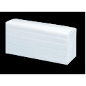 Eднопластови хартиени кърпи за ръце 100% целулоза - 200 бр.