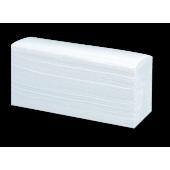 Двупластови хартиени кърпи за ръце, избелени - 200 бр.