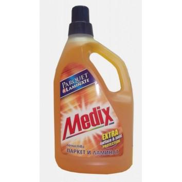 Medix - Препарат за почистване на ламинат и естествен паркет