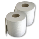 Трипластова тоалетна хартия - 100гр. (100% целуоза)