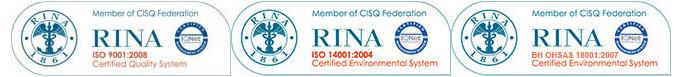 Сертификати удостоверяващи качество и безопасност